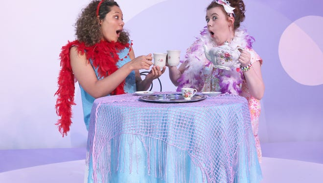 "See ""Fancy Nancy the Musical"" 7 p.m. Fridays, and 1 and 4 p.m. Saturdays and Sundays through May 21 at the Des Moines Community Playhouse."
