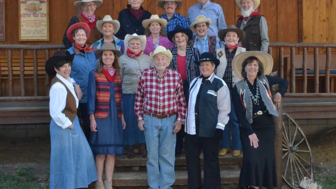The ENMU-Ruidoso Community Choir presents its Spring concert, Western Songbook at 3 p.m. Sunday at Flying J Ranch, 1070 State Highway 48, Alto.