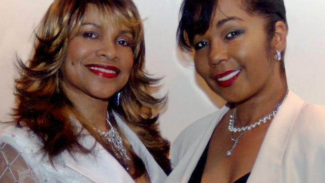 Norma Jean Wright and Luci Martin, both former lead singers of Chic, will celebrate the 40th anniversary of 'Saturday Night Fever'  during the 'The Disco Ball' event Saturday at 9 p.m. in Borgata's Event Center.