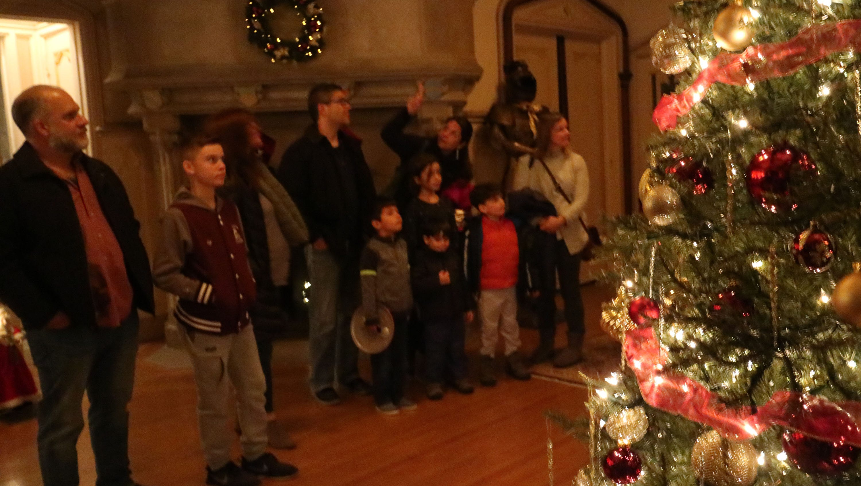 Kips Castle Christmas Tours 2020 Essex County's Kip's Castle, other landmarks, host holiday tours