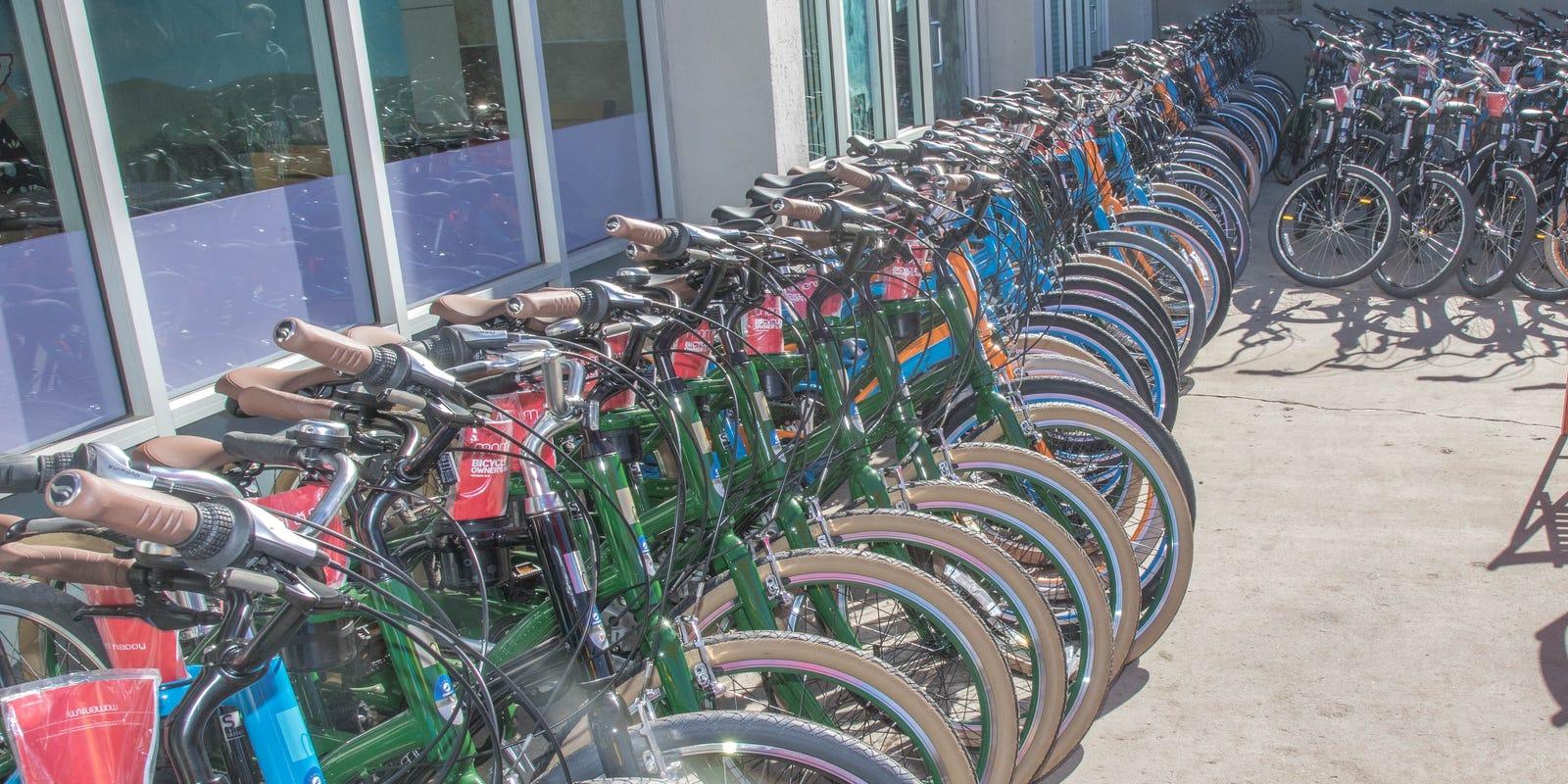 f6f591c326 Giant Bicycles donates 200 bikes to Thomas Fire survivors