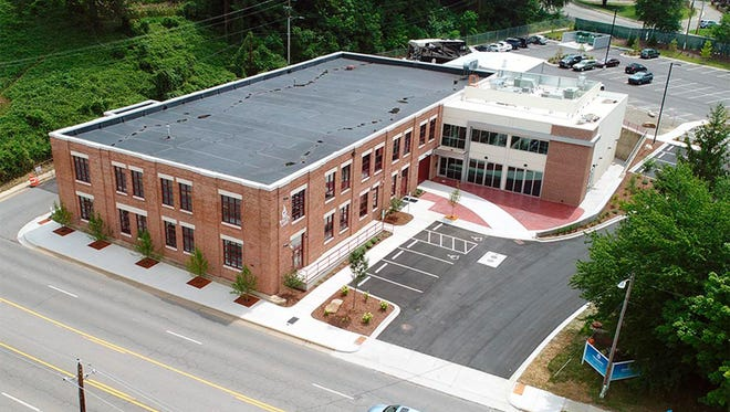 A restoration project that led to the creation of White Labs Asheville at 172 South Charlotte St. was honored with a Griffin Award by the Preservation Society of Asheville and Buncombe County. The awards annually recognize projects and individuals that further historic preservation efforts in the county.