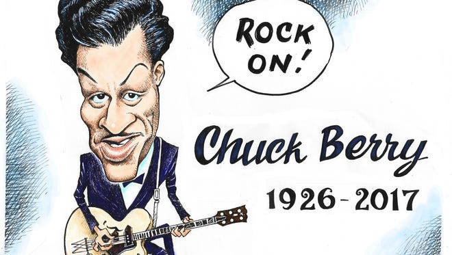 Chuck Berry Tribute