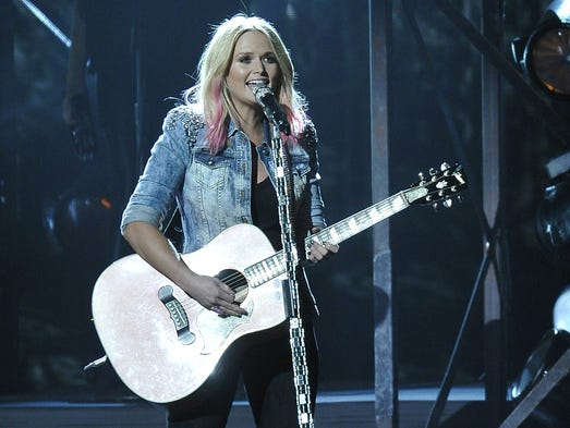 Miranda Lambert will be performing in the upcoming
