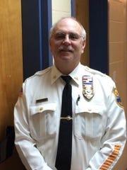 Former Union Beach Police Chief Scott Woolley