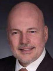 Ken Brickman, former interim director of the Iowa Lottery