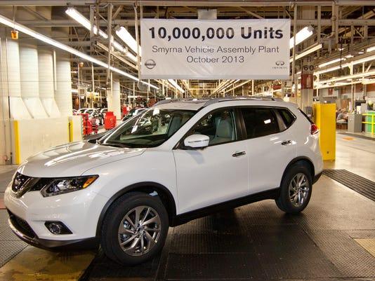 2014 Nissan Rogue -- In Smyrna Plant.jpg