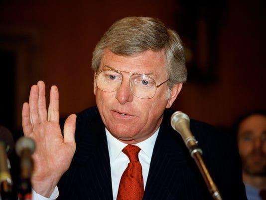 Former Texas Gov. Mark White