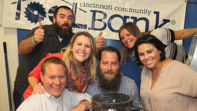 MadTree Brewing Company won this year's Brewers Philanthropy Award.