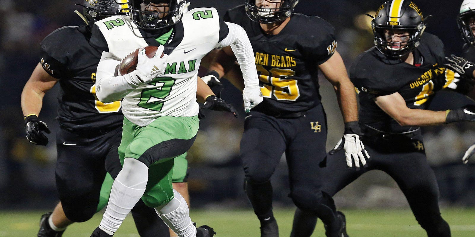 UC Bearcats football gets commitment from athlete Bryon Threats of Dublin Coffman HS