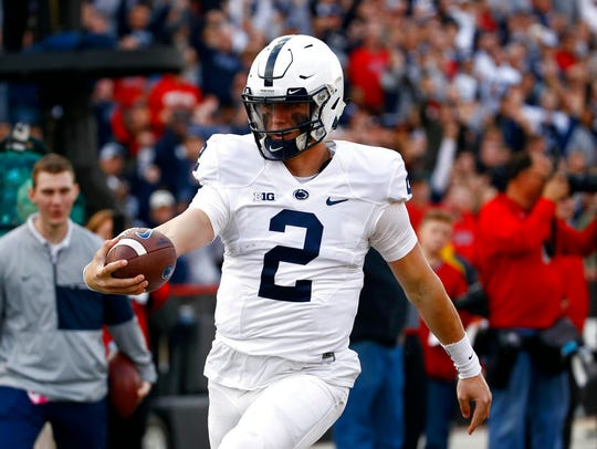 Penn State is looking to sign two high-profile quarterbacks in this 2019 recruiting class. Could recent Oregon pledge Michael Johnson, Jr. play a multi-dimensional role like Tommie Stevens when he arrives? Johnson is superb runner and athlete in a big body.