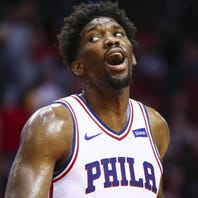 Joel Embiid told Draymond he's going to 'kick his (expletive)'
