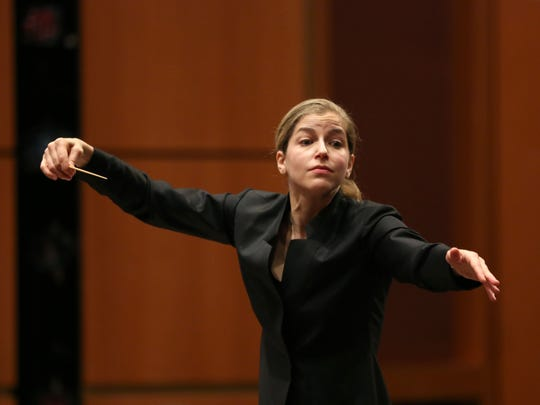 Guest conductor Karina Canellakis returns in September 2018 to lead the Milwaukee Symphony in a pair of weekend programs.