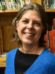 Ann Hriciga, board member at Wilmington Montessori