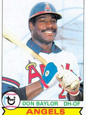 Don Baylor, who died Monday, was the 1979 AL MVP with the Angels.