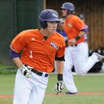 David Fry doubled during Sunday's game with Texas A&M-Corpus Christi.