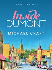 Michael Craft's 14th book presents a novel-in-stories. It's available at Amazon.com.