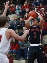 Park Tudor's Bryce Moore has helped guide the Class 2A No. 1 Panthers.