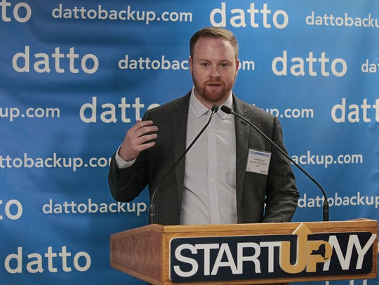 Austin McChord, founder of Datto Inc.