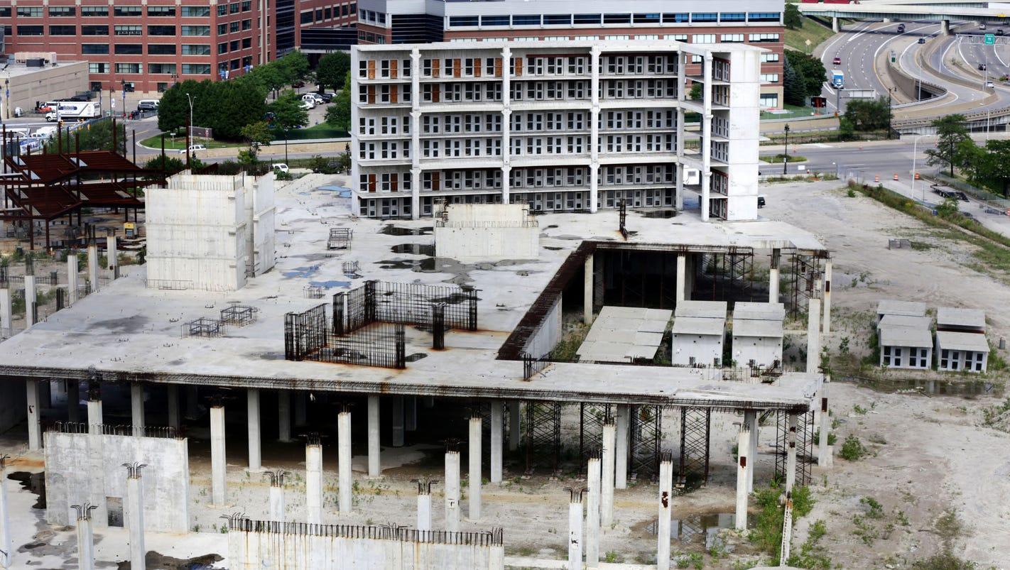 Wayne County scraps plan to finish failed Gratiot jail site