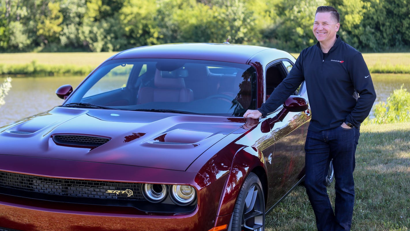 Fiat Chrysler exec who led Dodge Demon launch to oversee Alfa Romeo, Maserati