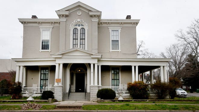 The Woman's Club building that was built in 1864 and was bought by The Woman's Club of Murfreesboro in 1916 is in need of repairs.