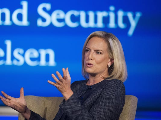 Homeland Security Secretary