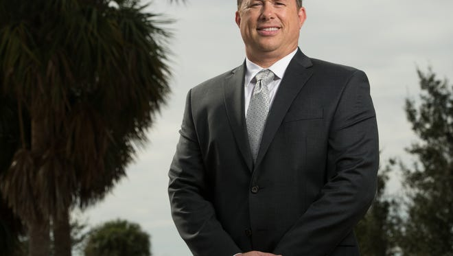 Dustin Davis, M.H.A., CEO of Coral Shores Behavioral Health.