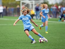New Jersey freshman in 'nirvana' after recruitment to UNC women's soccer team