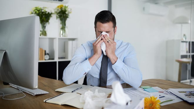 The flu is estimated to cost employers more than $9 billion in lost productivity this year.