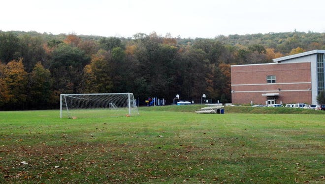 The borough of Ringwood is still pursuing the installation of artificial turf at the E.G. Hewitt School, despite some setbacks.