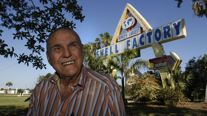 Tom Cronin, who gave The Shell Factory new life, has died