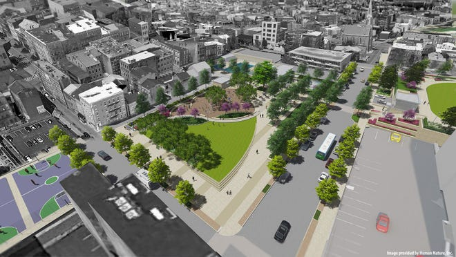 Right now, about $11 million is secured for the Ziegler Park project, which is estimated to cost about $30 million.