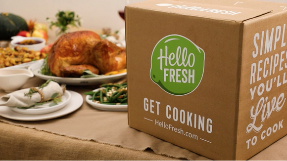 Now is your last chance to get the HelloFresh Thanksgiving