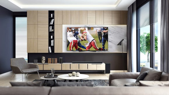 LG is discounting its awesome OLED TVs in time for the Super Bowl