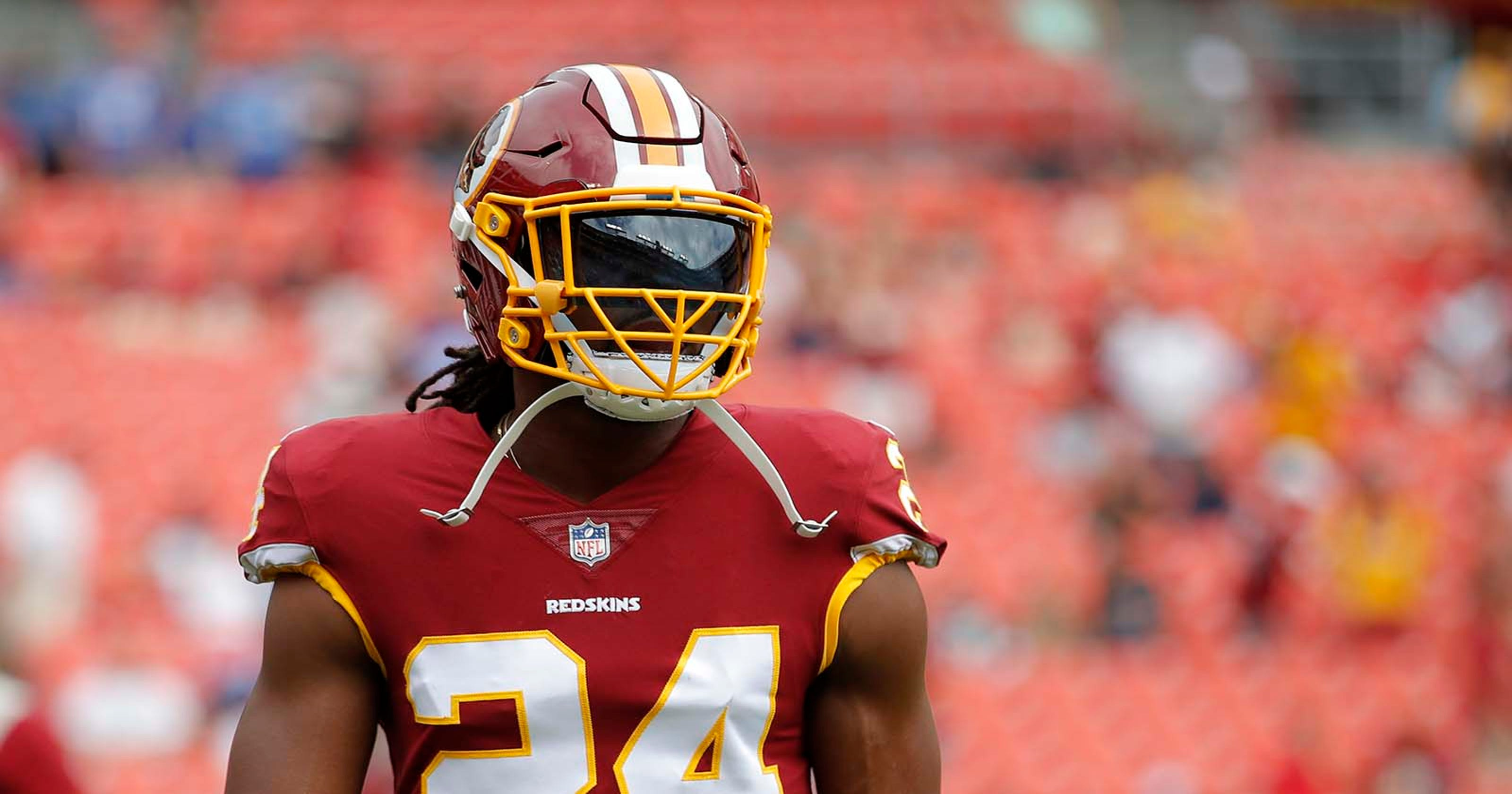 new concept 434e3 5383d Redskins' Josh Norman on Taylor Lewan's taunt: 'Ultimate ...