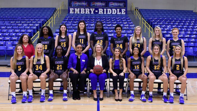 For the second time in three seasons, the Embry-Riddle women's basketball team was named to the WBCA Academic Top 25 Team Honor Roll, the Women's Basketball Association announced.