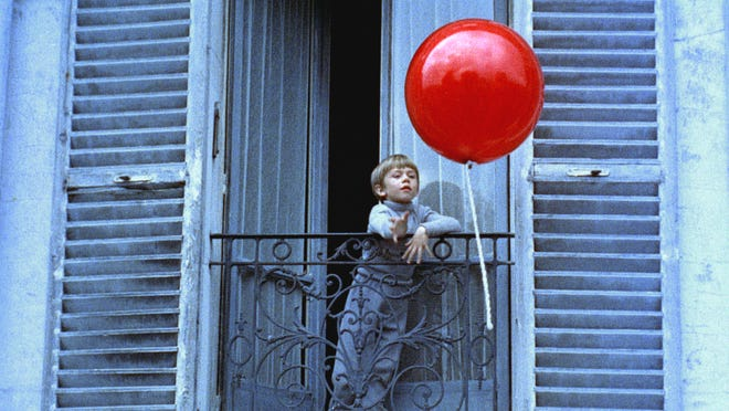 """On Sept. 25, check out a screening of """"The Red Balloon"""" directed by Albert Lamorisse."""