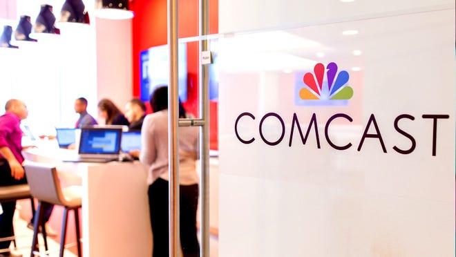 Comcast corporate office.