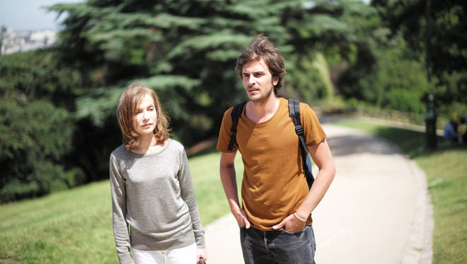 """Isabelle Huppert and Roman Kolinka star in """"Things to Come."""""""
