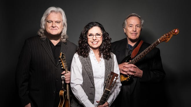 Ricky Skaggs, Sharon White and Ry Cooder will play Ryman Auditorium on April 5.