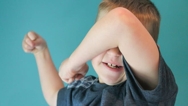 In your toddler's developing mind, life was good until that whiny little brat showed up.