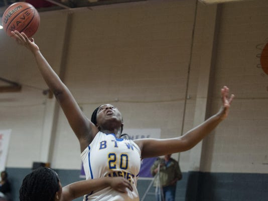 Girl's Basketball: Booker T Washington vs. Leeds 02