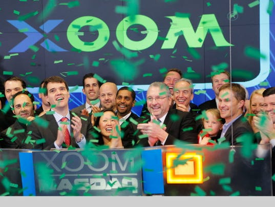 how to receive money from xoom
