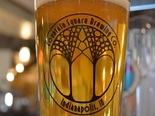 Fountain Square Brewery stands out with its Workingman's Pilsner.