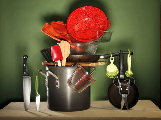 A few basics can start a new cook down the path to loving time spent in the kitchen.