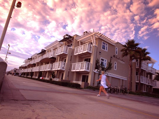 Take a run, bike or stroll along the Strand in Hermosa Beach.