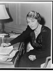 Marjorie Post in 1942