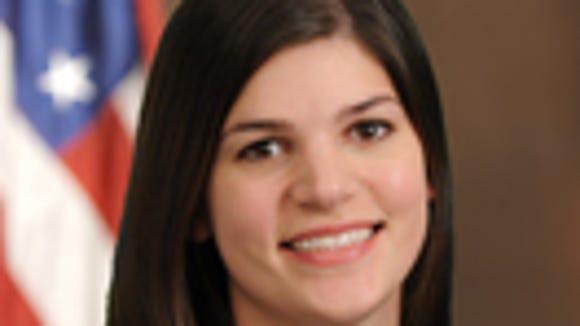 Assemblywoman Angela Wozniak of the Buffalo area
