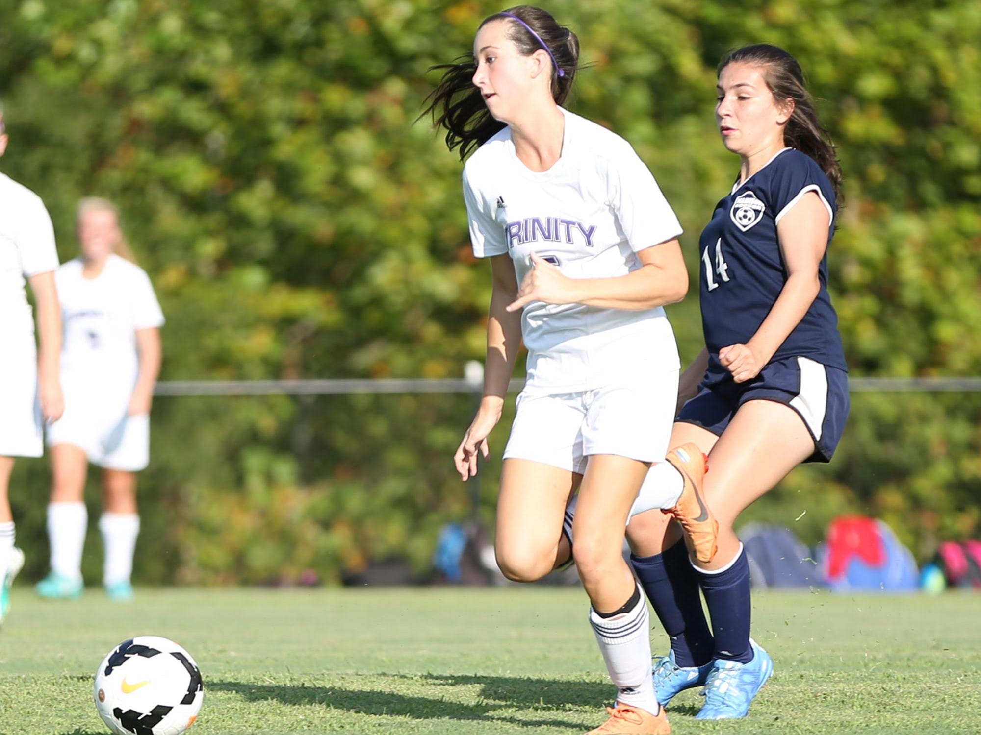 TCA's Brynne Lytle scored 26 goals last season for the Lady Lions.